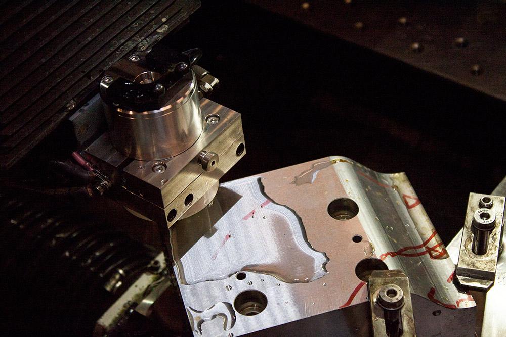 Trådgnistmaskin Fanuc Robocut α-C400iA