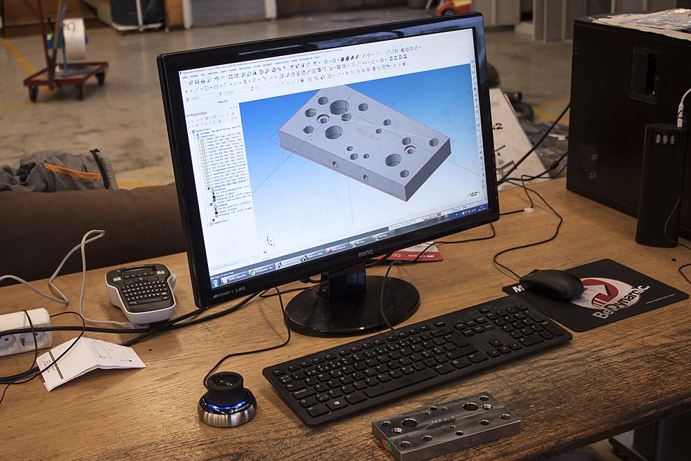CAD/CAM - Mastercam - Camtek PEPS - Geomagic Design